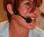 Alianne Hofstra, spinning lessons